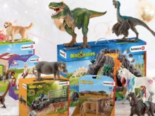Schleich Holiday Giveaway