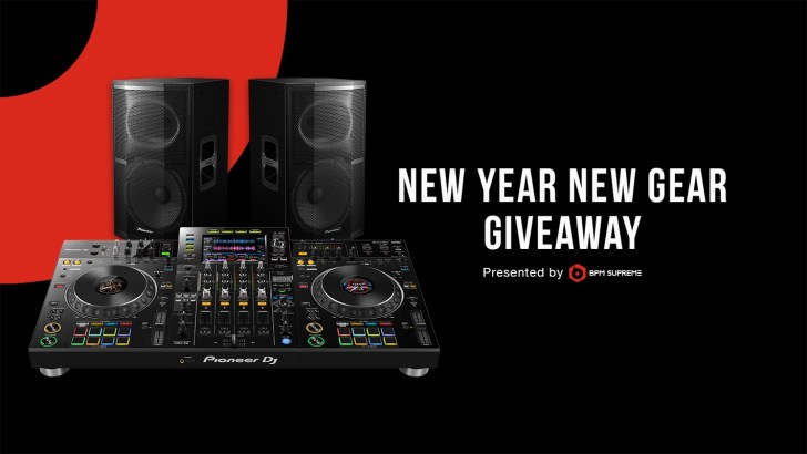 BPM Supreme New Year New Gear Giveaway