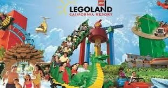 LEGOLAND California Resort Tickets Sweepstakes
