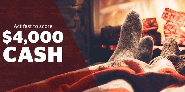 Quicken Loans Holiday Cash Sweepstakes