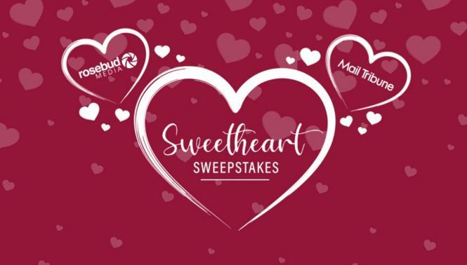 Mail Tribune Sweetheart Sweepstakes