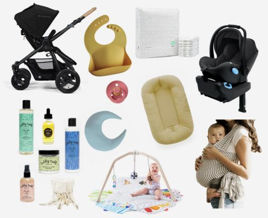 Tubby Todd Surprise Baby Shower Giveaway