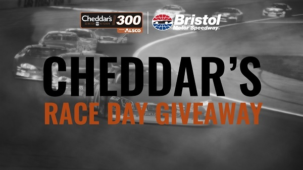 Cheddars Race Day Giveaway