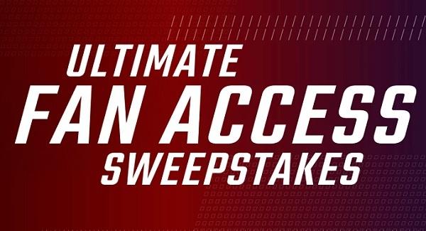 XFL Ultimate Fan Access Sweepstakes