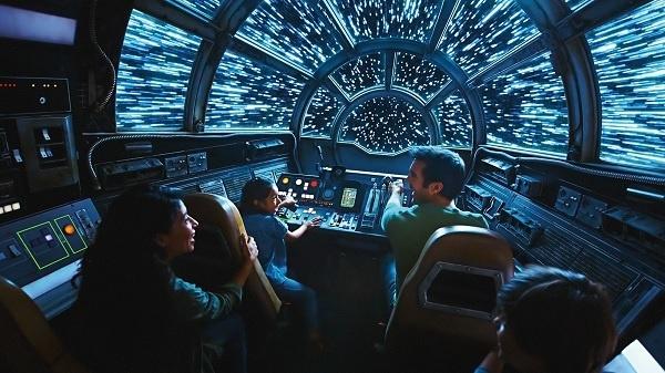 Omaze Star Wars Galaxy's Edge Sweepstakes