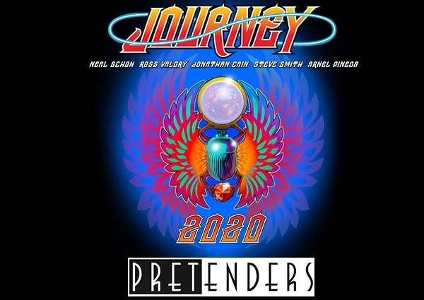SiriusXM Journey with Pretenders Sweepstakes