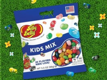 Jelly Belly Mix It Up Instagram Sweepstakes
