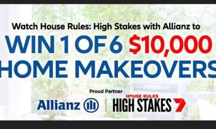 7Plus House Rules Allianz Contest