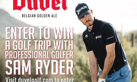 Duvel USA Golf Sweepstakes