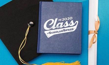 ScholarSpree Graduation Cap Contest