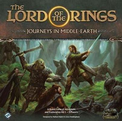 Lord Of The Rings Board Game Giveaway