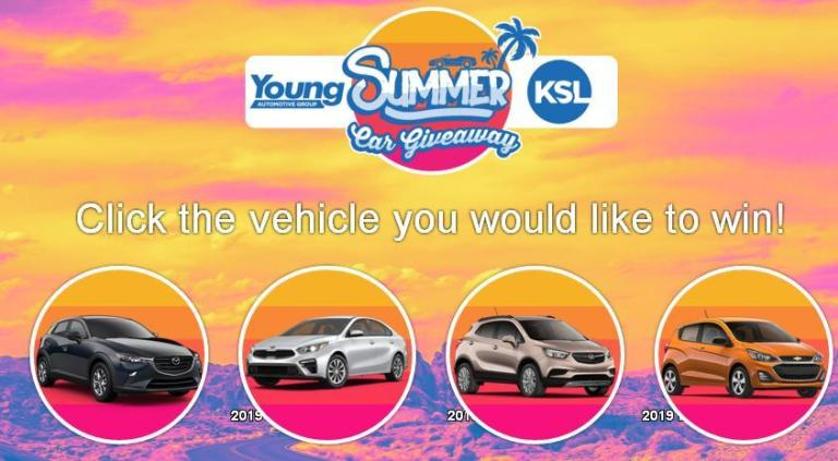 The YAG II International Summer Car Giveaway – Win A Vehicle Prize