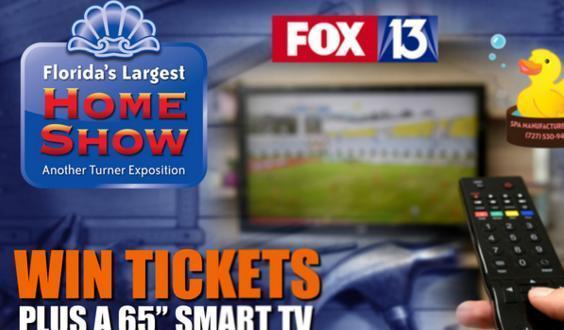 Fox13news August 2019 Home Show Contest
