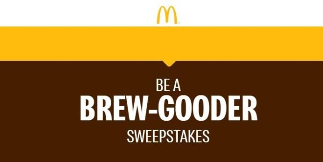 McDonald McCafe Sweepstakes 2019