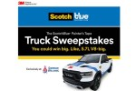 ScotchBlue Painter's Tape Sweepstakes - Win Truck