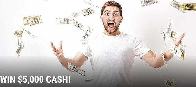 The Buzz $5000 Cash Sweepstakes – Win Cash Prizes