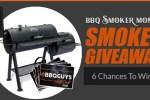 BBQ Smoker Giveaway – Win Offset Smoker