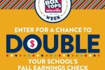 Box Tops For Education Double Up Sweepstakes – Win