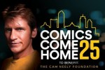 Comics Come Home 25 Sweepstakes – Win Tickets