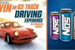 NOS Energy Drink Get Sideways on Snow and Ice Sweepstakes - Win Car