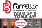 Farrells Click And Win Contest – Win Ten Week Session