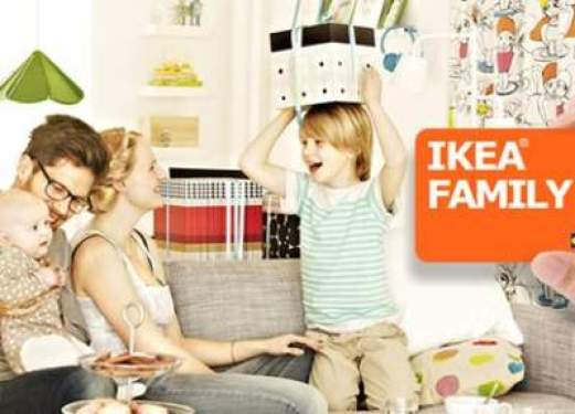 IKEA Family Card Scan Giveaway - Win Gift Card