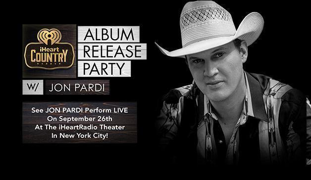 Jon Pardi Perform LIVE Sweepstakes – Win Tickets