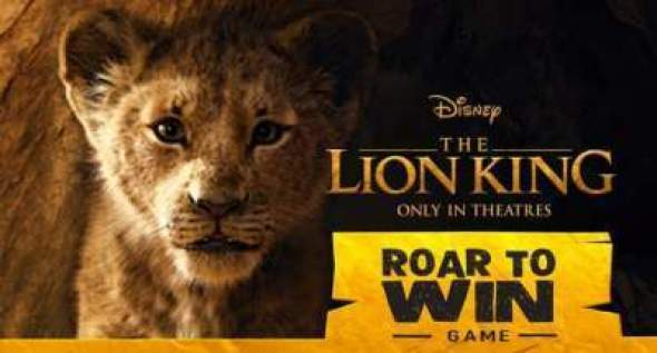 McDonald's The Lion King Sweepstakes - Win Game