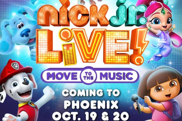 Nick Jr. Online Contest – Win Tickets