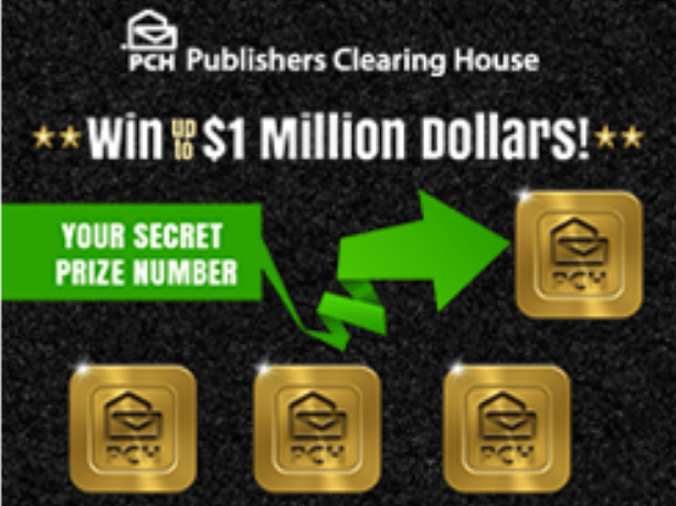$1 Million Dollars Sweepstakes - Win Cash Prizes