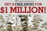 Bingo BITZ Millionaire Sweepstakes – Win Cash Prizes