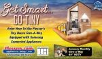 Plessers Get Smart Go Tiny Giveaway - Win Home