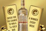Russian Standard Gold Vodka Sweepstakes - Win 1oz Gold Bar