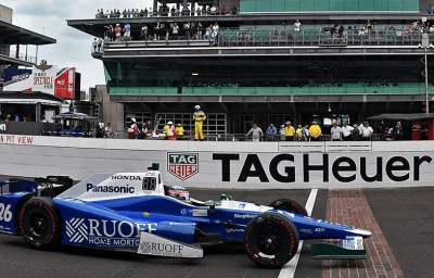 Tag Heuer IndyCar Sweepstakes - Win Tickets