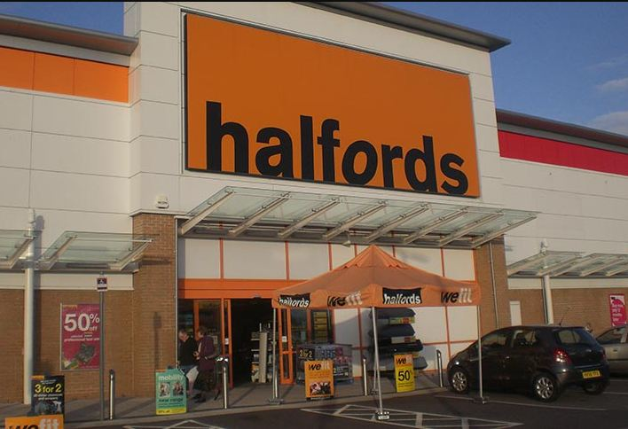 Halfords Customer Experience Survey - Win Cash Prizes