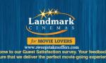 My Landmark Cinemas Survey