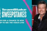 Ole Red Team Blake Sweepstakes 2020 – Win Trip