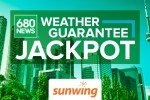 680 News Weather Guarantee Contest - Win Tickets