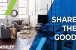 Aarons Share The Good Contest - Win Ashley Furniture