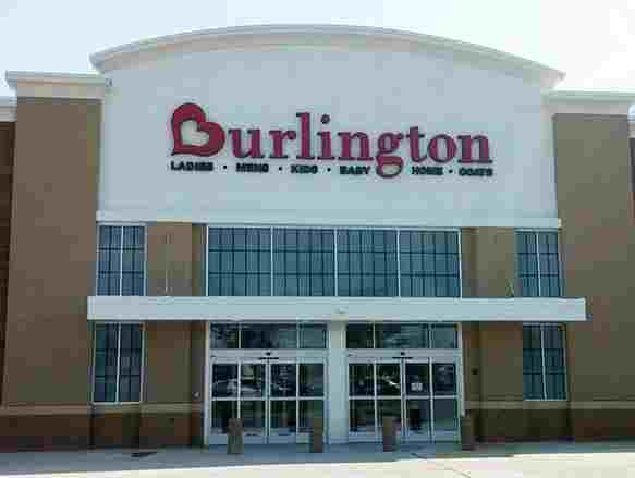 Burlington Feedback Survey - Win Gift Card