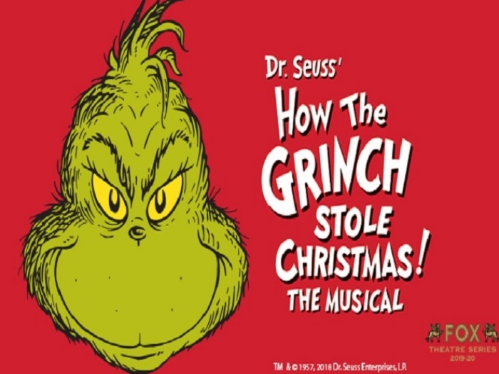 The Grinch Stole Christmas Sweepstakes – Win Tickets