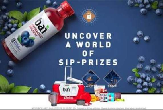 Drink Bai Sip Society Instant Win Game - Win Trip