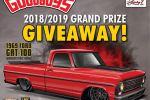 Goodguys 1967 Chevy Nova Giveaway - Win Car
