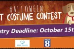 Halloween Pet Costume Contest – Win Gift Card