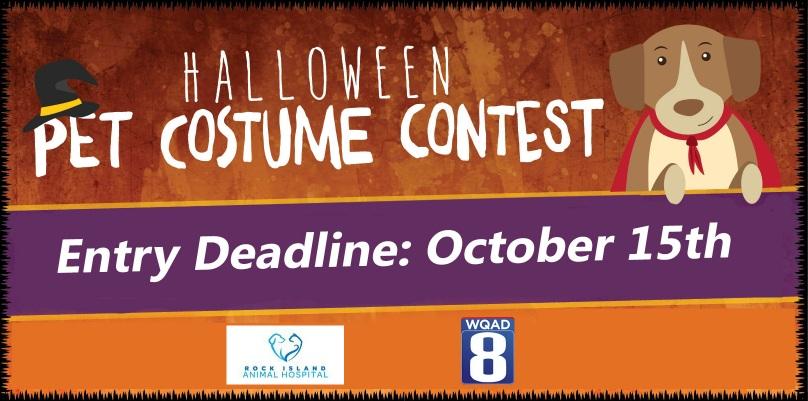 Halloween Pet Costume Contest – Win Gift Card
