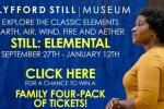 KDVR TV Clyfford Still Museum Still Elemental Sweepstakes – Win Tickets