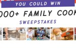 OXO America Test Kitchen Family Cooking Sweepstakes – Win Cash Prize