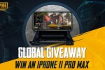 PUBG Mobile iPhone 11 Pro Max Giveaway – Win Smartphone