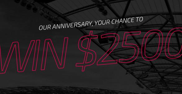 Soccer 25th Anniversary Shopping Spree Giveaway – Win Cash Prizes