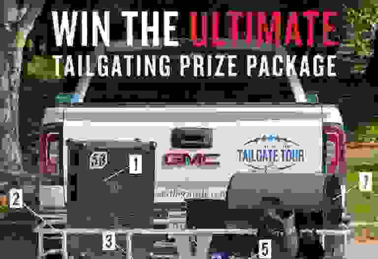 Southern Tide Ultimate Tailgate Sweepstakes - Win Prize